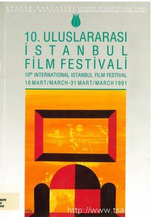 10. Uluslararası İstanbul Film Festivali (16-31 Mart 1991)