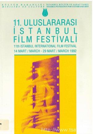 11. Uluslararası İstanbul Film Festivali (14-29 Mart 1992)