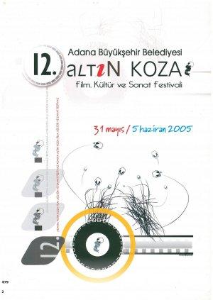 12. Adana Altın Koza Film, Kültür ve Sanat Festivali (31 Mayıs-5 Haziran)