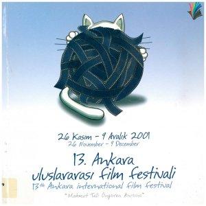 13. Ankara Uluslararası Film Festivali (26 Kasım-9 Aralık 2001)