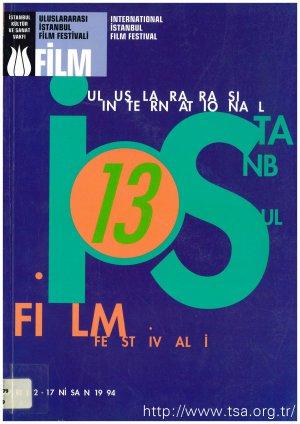 13. Uluslararası İstanbul Film Festivali (2-17 Nisan 1994)