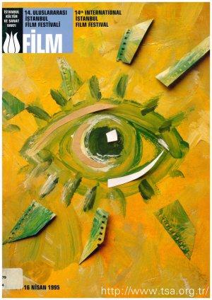 14. Uluslararası İstanbul Film Festivali (1-16 Nisan 1995)