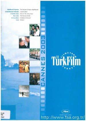 2003 Cannes Film Festivali Kataloğu