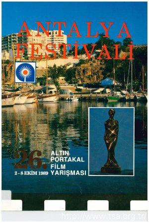 26. Antalya Altın Portakal Film Festivali (2-8 Ekim 1989)