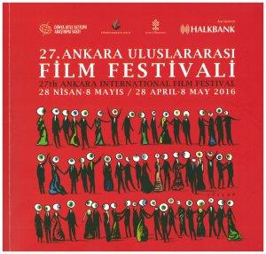 27. Ankara Uluslararası Film Festivali (28 Nisan-8 Mayıs)