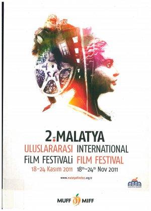 2. Malatya Uluslararası Film Festivali (18-24 Kasım 2011)