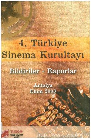 4. Türkiye Sinema Kurultayı
