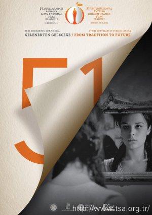 51. Uluslararası Antalya Altın Portakal Film Festivali 10-18 Ekim 2014