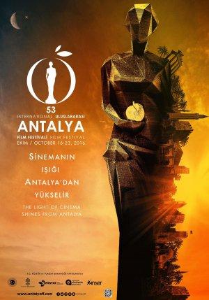 53. Uluslararası Antalya Film Festivali (16-23 Ekim 2016)