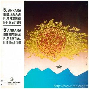 5. Ankara Uluslararası Film Festivali (5-14 Mart 1993)