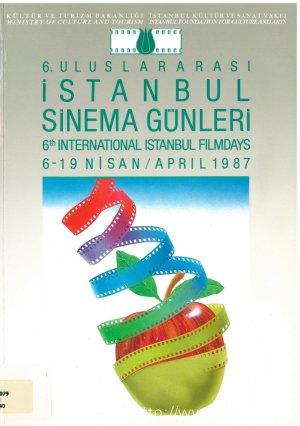 6. Uluslararası İstanbul Film Festivali (6-19 Nisan 1987)