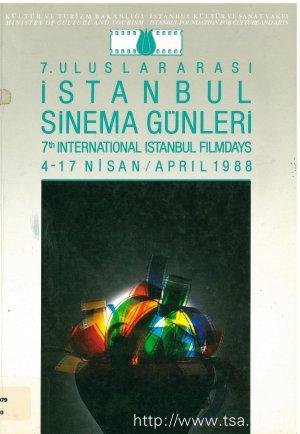 7. Uluslararası İstanbul Film Festivali (4-17 Nisan 1988)