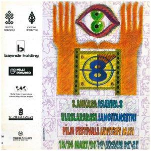 8. Ankara Uluslararası Film Festivali (15-24 Mart 1996)