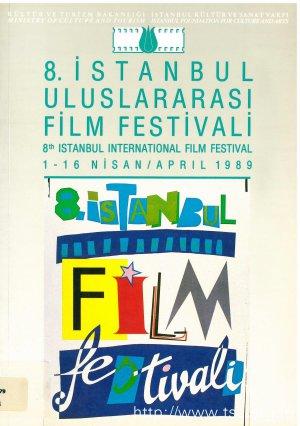 8. İstanbul Uluslararası Film Festivali (1-16 Nisan 1989)