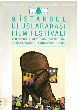 9. Uluslararası İstanbul Film Festivali (31 Mart-15 Nisan 1990)
