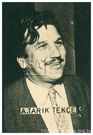 Ahmet Tarık Tekçe