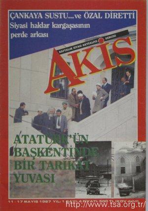 Atatürk'ün Başkentinde Bir Tarikat Yuvası