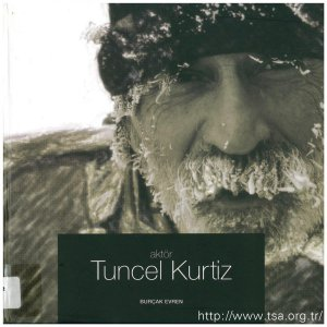Aktör Tuncel Kurtiz