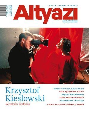 Krzysztof Kieslowski: Renklerin Senfonisi