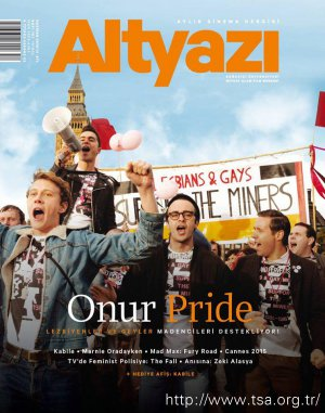Onur Pride: Lezbiyenler ve Geyler Madencileri Destekliyor!