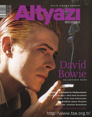 David Bowie Galaksinin Ruhu