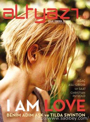 l am Love: Benim Adım Aşk ve Tilda Swinton