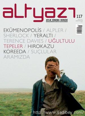 Ekümenopolis/Alpler/Sherlock/Yeraltı/Terence Davies/Uğultulu Tepeler/Hirokazu Koreeda/Suçlular Aramızda