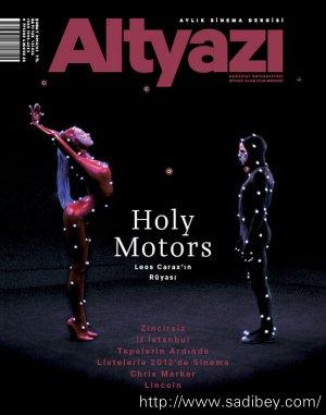 Holy Motors: Leos Carax'ın Rüyası