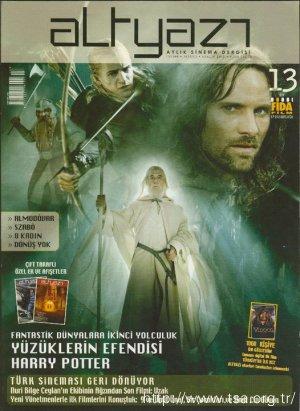 Fantastik Dünyalara İkinci Yolculuk: Yüzüklerin Efendisi Harry Potter
