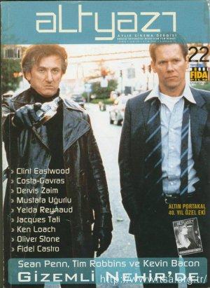 Sean Penn, Tim Robbins ve Kevin Bacon Gizemli Nehir'de