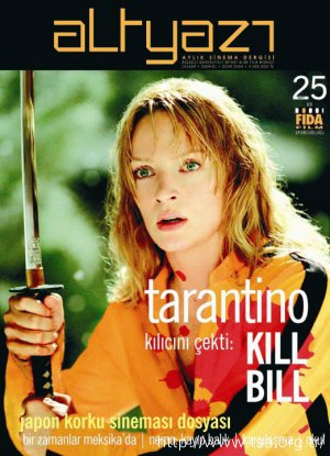 Tarantino Kılıcını Çekti: Kill Bill