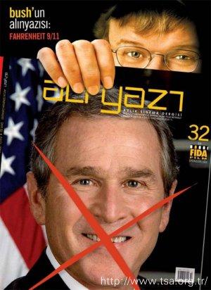 Bush'un Alınyazısı: Fahrenheit 9/11