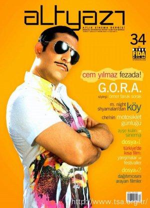 Cem Yılmaz Fezada!: G.O.R.A.