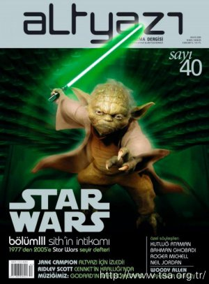 Star Wars: Bölüm III Sith'in İntikamı