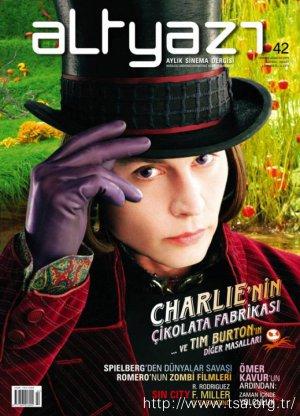 Charlie'nin Çikolata Fabrikası ve Tim Burton'ın Diğer Masalları