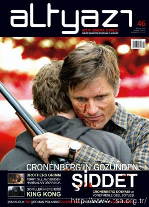 Cronenberg'in Gözünden Şiddet