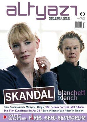 Skandal: Blanchett Dench