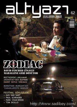 Zodiac: David Fincher Cinayet Mahalline Geri Dönüyor