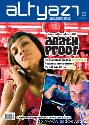 Tarantino Döndü! Death Proof