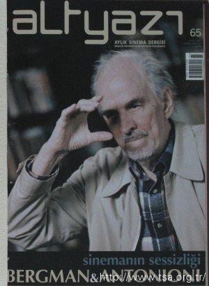 Sinemanın Sessizliği: Bergman&Antonioni