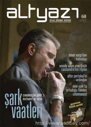 Şark Vaatleri: Cronenberg'ten Şiddet, Merhamet ve Votka