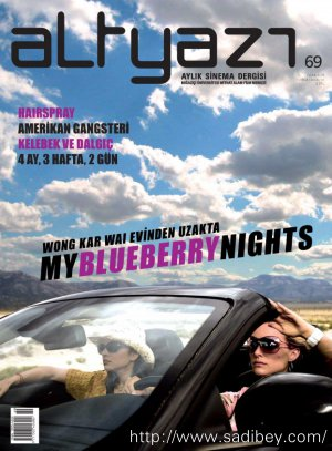 Wong Kar Wai Evinden Uzakta: My Blueberry Nights