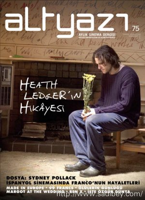 Heath Ledger'in Hikayesi