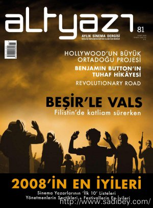 Beşir'le Vals: Filistin'de Katliam Sürerken
