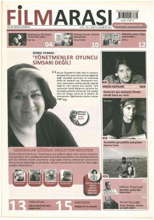 Serra Yılmaz: 'Yönetmenler Oyuncu Simsarı Değil!'