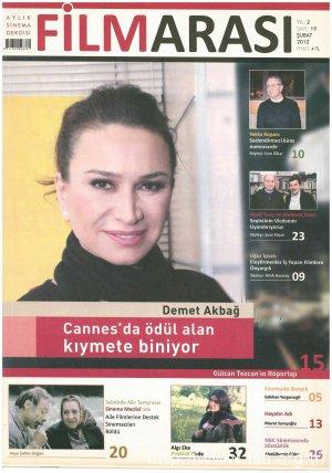 Demet Akbağ: Cannes'da Ödül Alan Kıymete Biniyor