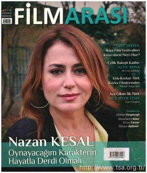 Nazan Kesal: Oynayacağım Karakterin Hayatla Derdi Olmalı