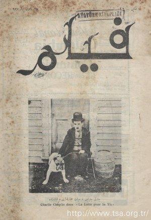 Charlie Chaplin Hayat Mücadeleleri Filminde (Osm. T.) Vladimir Gaidaroff