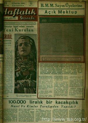 Haftalık Gazete Magazin