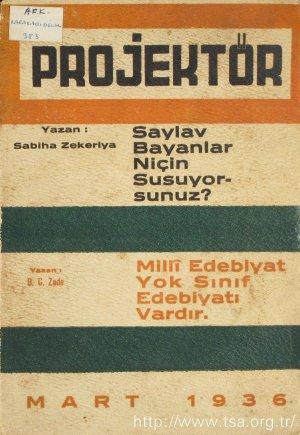 Projektör